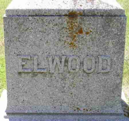 ELWOOD, FAMILY STONE - Codington County, South Dakota | FAMILY STONE ELWOOD - South Dakota Gravestone Photos