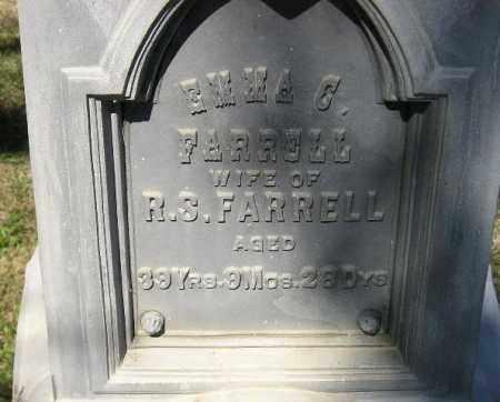FARRELL, EMMA C. - Codington County, South Dakota | EMMA C. FARRELL - South Dakota Gravestone Photos