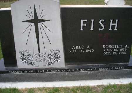 KLUCAS FISH, DOROTHY ANN - Codington County, South Dakota | DOROTHY ANN KLUCAS FISH - South Dakota Gravestone Photos