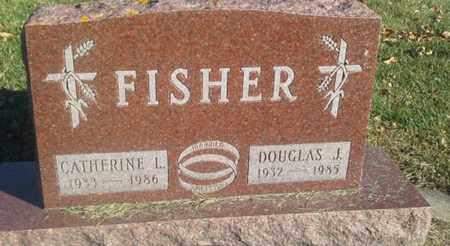 FISHER, CATHERINE L - Codington County, South Dakota | CATHERINE L FISHER - South Dakota Gravestone Photos