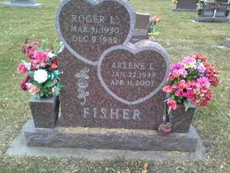 FISHER, ROGER L - Codington County, South Dakota | ROGER L FISHER - South Dakota Gravestone Photos