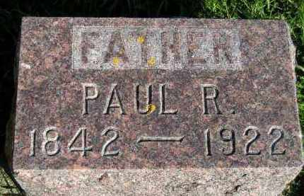 FJELSTAD, PAUL R. - Codington County, South Dakota | PAUL R. FJELSTAD - South Dakota Gravestone Photos