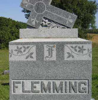FLEMMING, FAMILY STONE - Codington County, South Dakota | FAMILY STONE FLEMMING - South Dakota Gravestone Photos