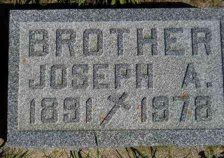 FLEMMING, JOSEPH A. - Codington County, South Dakota   JOSEPH A. FLEMMING - South Dakota Gravestone Photos