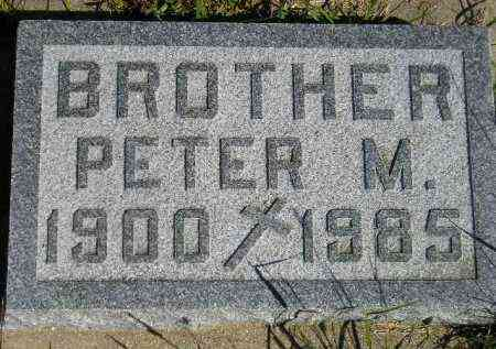 FLEMMING, PETER M. - Codington County, South Dakota | PETER M. FLEMMING - South Dakota Gravestone Photos