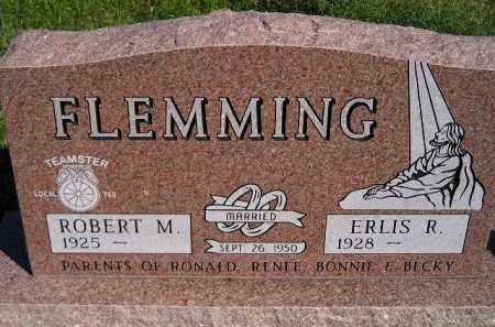 FLEMMING, ERLIS R. - Codington County, South Dakota   ERLIS R. FLEMMING - South Dakota Gravestone Photos