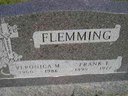 FLEMMING, FRANK T. - Codington County, South Dakota | FRANK T. FLEMMING - South Dakota Gravestone Photos