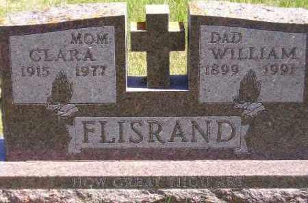 FLISRAND, WILLIAM NELS - Codington County, South Dakota | WILLIAM NELS FLISRAND - South Dakota Gravestone Photos