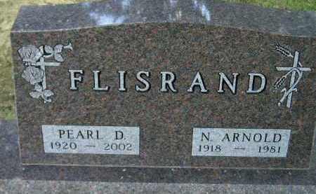 FLISRAND, NILS ARNOLD - Codington County, South Dakota | NILS ARNOLD FLISRAND - South Dakota Gravestone Photos