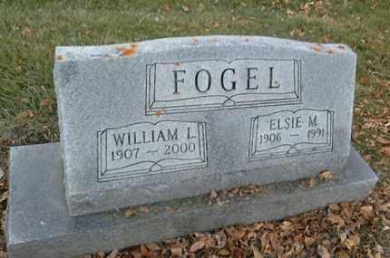 HARTLEY FOGEL, ELSIE M - Codington County, South Dakota | ELSIE M HARTLEY FOGEL - South Dakota Gravestone Photos