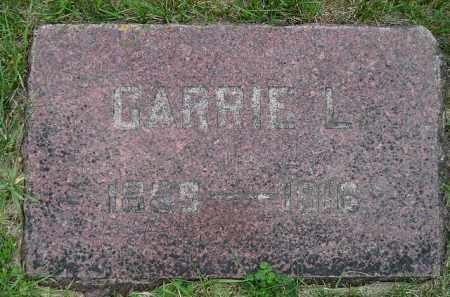 COLFIX FRINK, CARRIE L. - Codington County, South Dakota | CARRIE L. COLFIX FRINK - South Dakota Gravestone Photos
