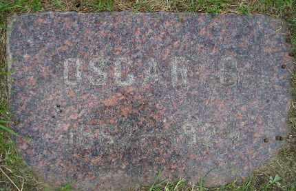 FRINK, OSCAR G. - Codington County, South Dakota | OSCAR G. FRINK - South Dakota Gravestone Photos