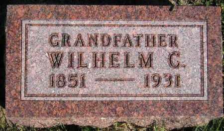 FROST, WILHELM CONSTANTINUS RASCH - Codington County, South Dakota | WILHELM CONSTANTINUS RASCH FROST - South Dakota Gravestone Photos