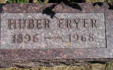 FRYER, HUBER - Codington County, South Dakota | HUBER FRYER - South Dakota Gravestone Photos