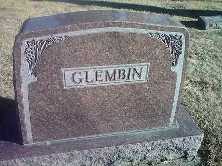 GLEMBIN, FAMILY STONE - Codington County, South Dakota | FAMILY STONE GLEMBIN - South Dakota Gravestone Photos