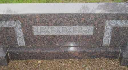 GOOCH, FAMILY STONE - Codington County, South Dakota | FAMILY STONE GOOCH - South Dakota Gravestone Photos