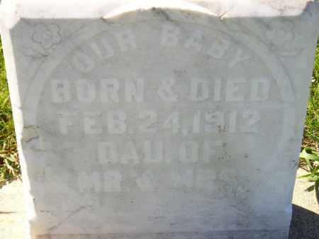 GREEN, BABY - Codington County, South Dakota   BABY GREEN - South Dakota Gravestone Photos