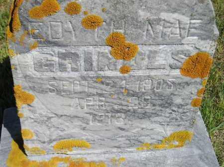 GRINOLS, EDYTHE MAE - Codington County, South Dakota | EDYTHE MAE GRINOLS - South Dakota Gravestone Photos