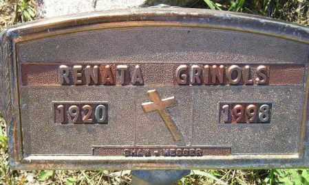 RADTKE GRINOLS, RENATA CLARA - Codington County, South Dakota | RENATA CLARA RADTKE GRINOLS - South Dakota Gravestone Photos