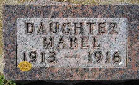 GUNDERSON, MABEL ANNA - Codington County, South Dakota | MABEL ANNA GUNDERSON - South Dakota Gravestone Photos