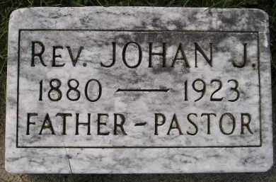 HAANSTAD, JOHAN J. (REV.) - Codington County, South Dakota | JOHAN J. (REV.) HAANSTAD - South Dakota Gravestone Photos