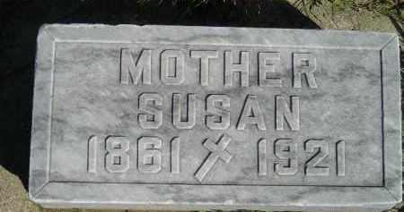 PUFF HASS, SUSAN - Codington County, South Dakota   SUSAN PUFF HASS - South Dakota Gravestone Photos