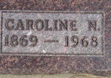 BALE HAGEN, CAROLINE NELLSINA - Codington County, South Dakota | CAROLINE NELLSINA BALE HAGEN - South Dakota Gravestone Photos