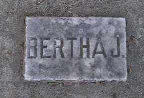 HANSON, BERTHA J. - Codington County, South Dakota | BERTHA J. HANSON - South Dakota Gravestone Photos