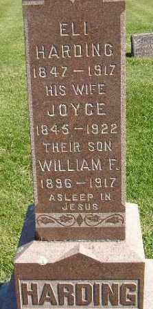 RICKETTS HARDING, JOYCE - Codington County, South Dakota | JOYCE RICKETTS HARDING - South Dakota Gravestone Photos