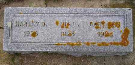 HARRINGTON, BABY SON - Codington County, South Dakota | BABY SON HARRINGTON - South Dakota Gravestone Photos