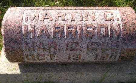 HARRISON, MARTIN G. - Codington County, South Dakota | MARTIN G. HARRISON - South Dakota Gravestone Photos