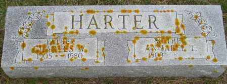 HARTER, CHARLES WILLIAM - Codington County, South Dakota | CHARLES WILLIAM HARTER - South Dakota Gravestone Photos