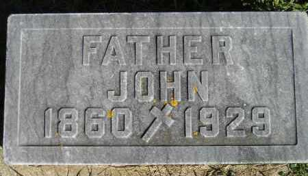 HASS, JOHN - Codington County, South Dakota | JOHN HASS - South Dakota Gravestone Photos