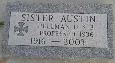 HELLMAN, PAULINE - Codington County, South Dakota | PAULINE HELLMAN - South Dakota Gravestone Photos