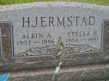 HAGEN HJERMSTAD, STELLA HELENA - Codington County, South Dakota | STELLA HELENA HAGEN HJERMSTAD - South Dakota Gravestone Photos