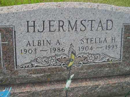 HAGEN HJERMSTAD, STELLA HELENA - Codington County, South Dakota | STELLA HELENA HAGEN HJERMSTAD - South Dakota Gravestone Photos