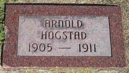 HOGSTAD, ARNOLD - Codington County, South Dakota | ARNOLD HOGSTAD - South Dakota Gravestone Photos