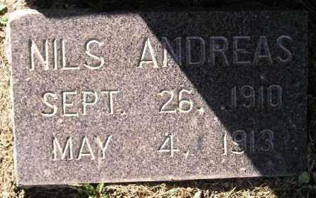HOGSTAD, NILS ANDREAS - Codington County, South Dakota   NILS ANDREAS HOGSTAD - South Dakota Gravestone Photos