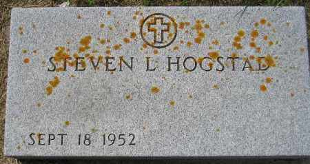 HOGSTAD, STEVEN L. - Codington County, South Dakota | STEVEN L. HOGSTAD - South Dakota Gravestone Photos