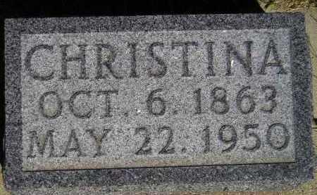 HOLTAN, CHRISTINA - Codington County, South Dakota | CHRISTINA HOLTAN - South Dakota Gravestone Photos