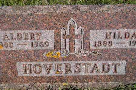 HOVERSTADT, HILDA S. - Codington County, South Dakota | HILDA S. HOVERSTADT - South Dakota Gravestone Photos