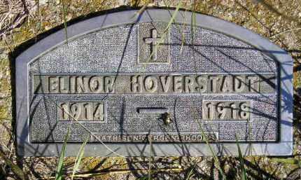 HOVERSTADT, ELINOR - Codington County, South Dakota   ELINOR HOVERSTADT - South Dakota Gravestone Photos