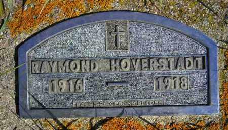 HOVERSTADT, RAYMOND - Codington County, South Dakota | RAYMOND HOVERSTADT - South Dakota Gravestone Photos