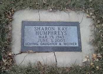 HUMPHREYS, SHARON KAY - Codington County, South Dakota | SHARON KAY HUMPHREYS - South Dakota Gravestone Photos
