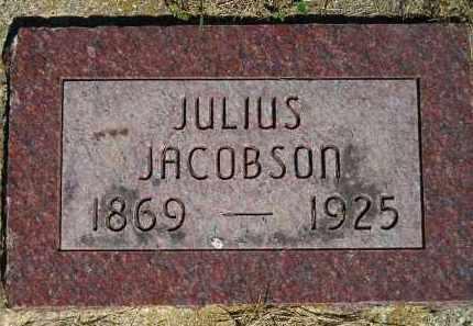 JACOBSON, JULIUS - Codington County, South Dakota | JULIUS JACOBSON - South Dakota Gravestone Photos