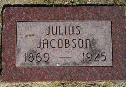 JACOBSON, JULIUS - Codington County, South Dakota | JULIUS JACOBSON - South Dakota Gravestone Photos