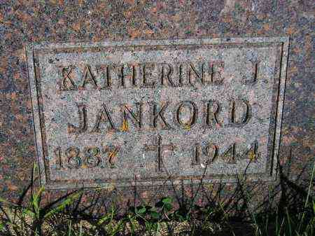 HAAS JANKORD, KATHERINE J. - Codington County, South Dakota | KATHERINE J. HAAS JANKORD - South Dakota Gravestone Photos