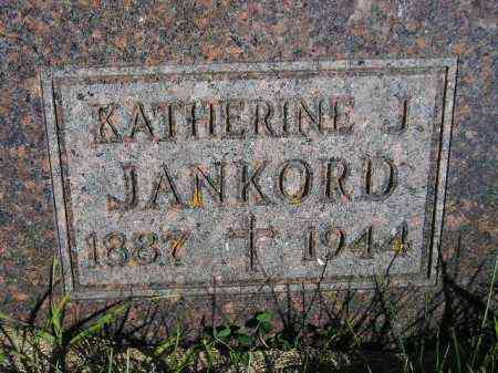 HAAS JANKORD, KATHERINE J. - Codington County, South Dakota | KATHERINE J. HAAS JANKORD - South Dakota Gravestone Photos