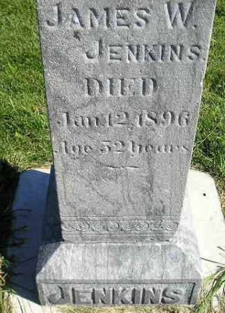 JENKINS, JAMES W. - Codington County, South Dakota | JAMES W. JENKINS - South Dakota Gravestone Photos