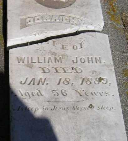JOHN, DORATHY - Codington County, South Dakota | DORATHY JOHN - South Dakota Gravestone Photos